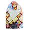 Wonderkids Printed Hooded Blanket - Multicolor - MW121-TBBPRI