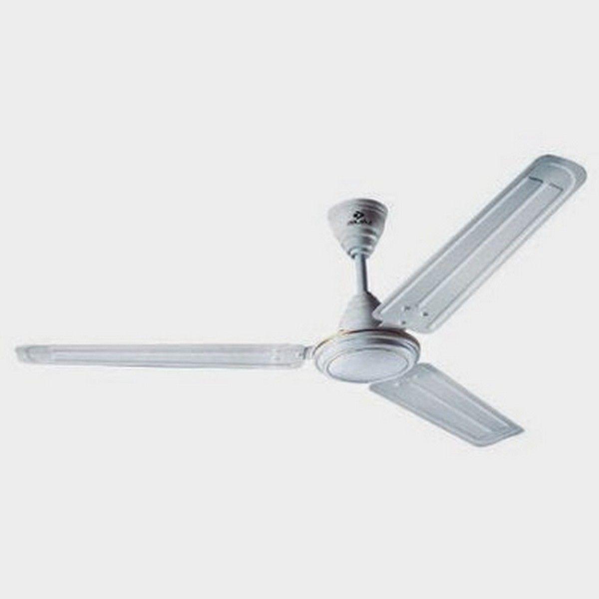Buy Bajaj Bahar 1200mm 3 Blade Ceiling Fan White Online At