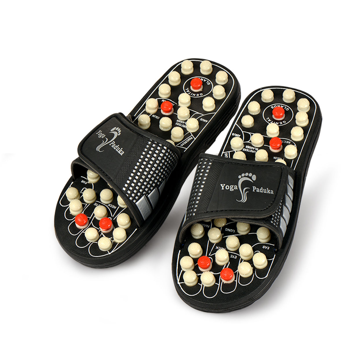 Buy Acupressure Yoga Slippers Online at