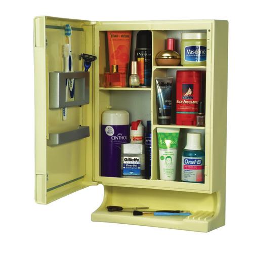 Buy cipla plast multipurpose bathroom cabinet brc 727 iv for Bathroom cabinet 750