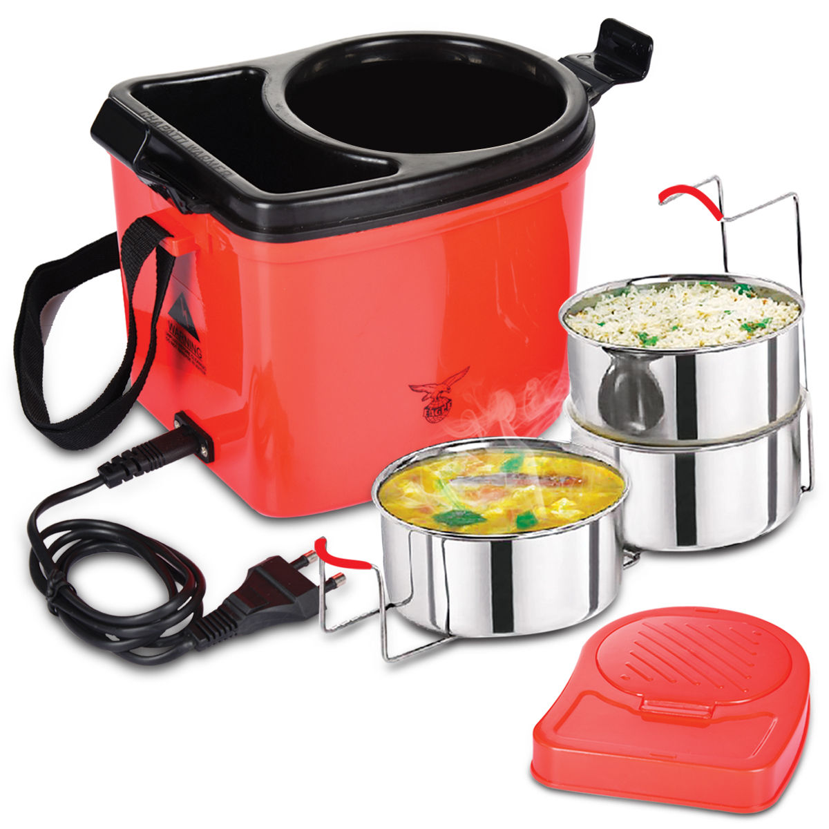 4fb20959eff Buy Electric Lunch Box - New Online at Best Price in India on Naaptol.com