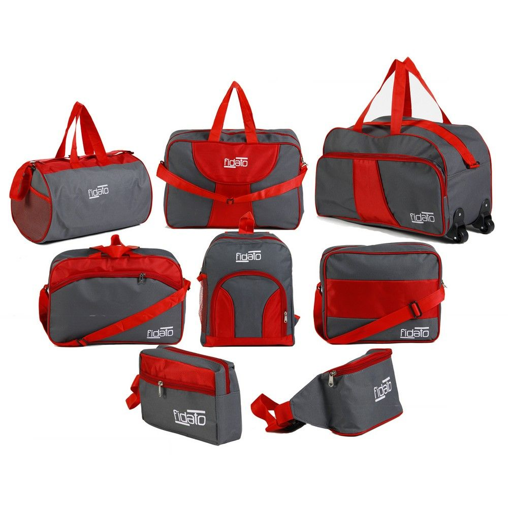 Buy Fidato Set Of 8 Travel Bag Combo - FD-248 Online at Best Price ...