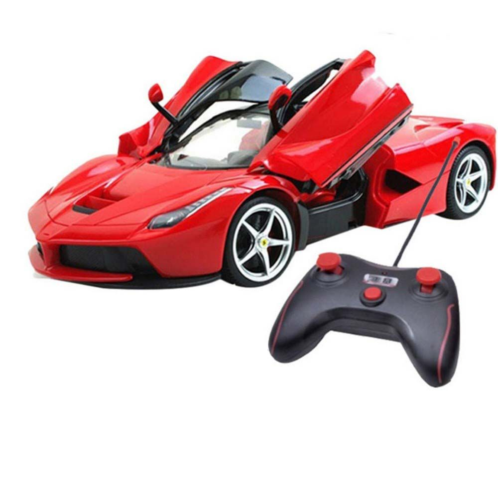 Car Toys Product : Buy scale rechargeable rc ferrari style car with