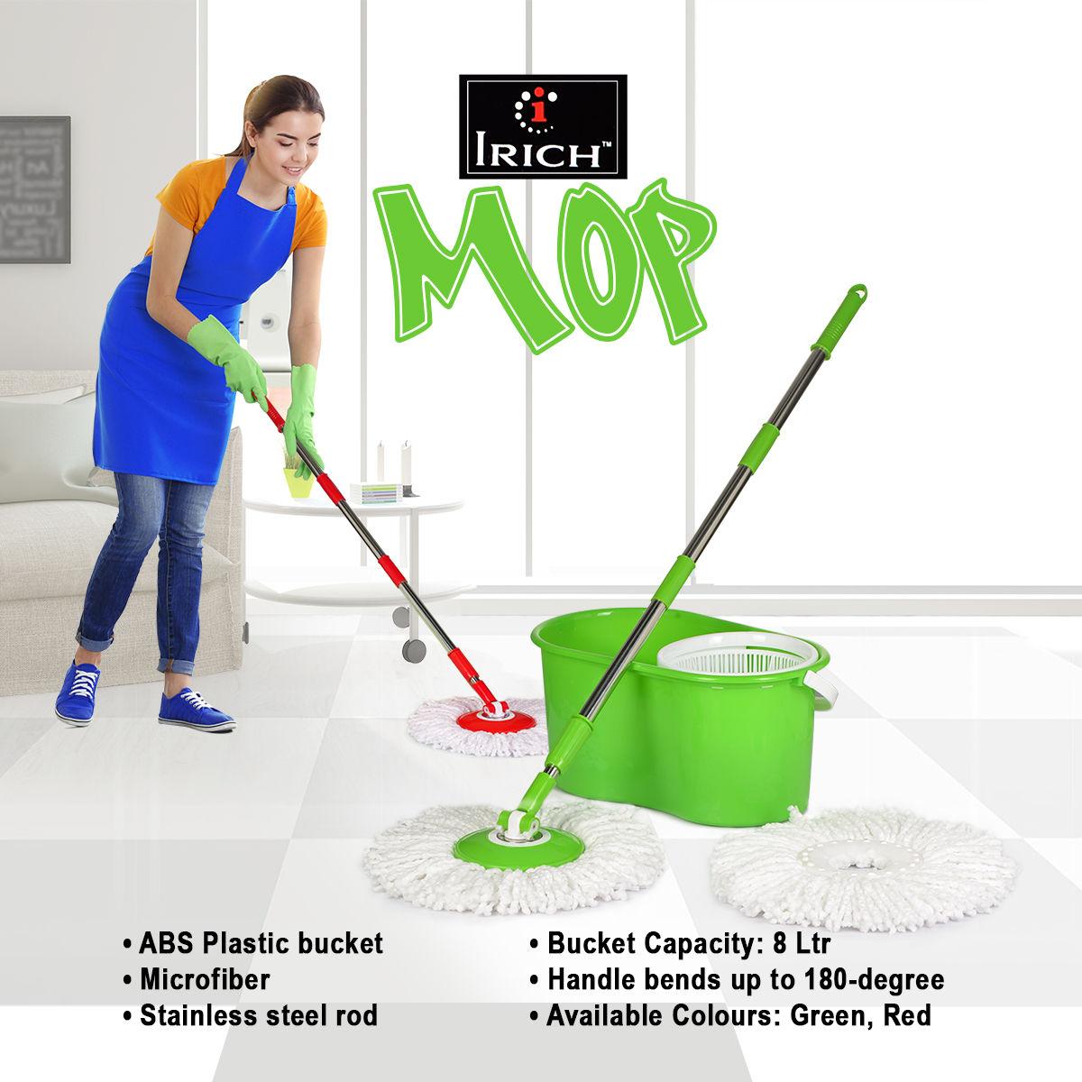 Buy Irich Mop Online at Best Price in India on Naaptol.com