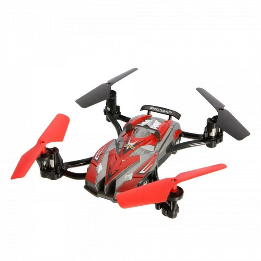 Buy 2in1 RC 4Ch 3D Rollover Flying Car Quadcopter