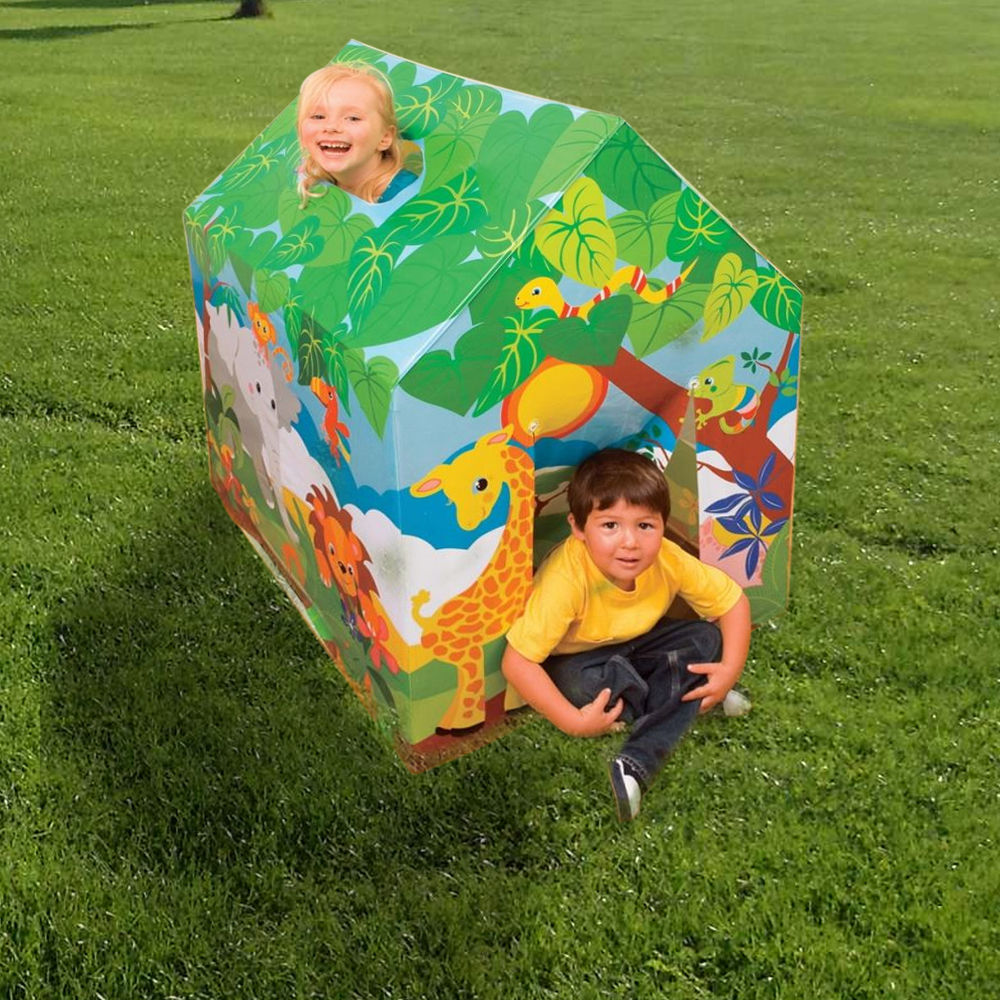 Air Sofa Naaptol: Buy New Attractive Kids Cottage Tent Playhouse Online At
