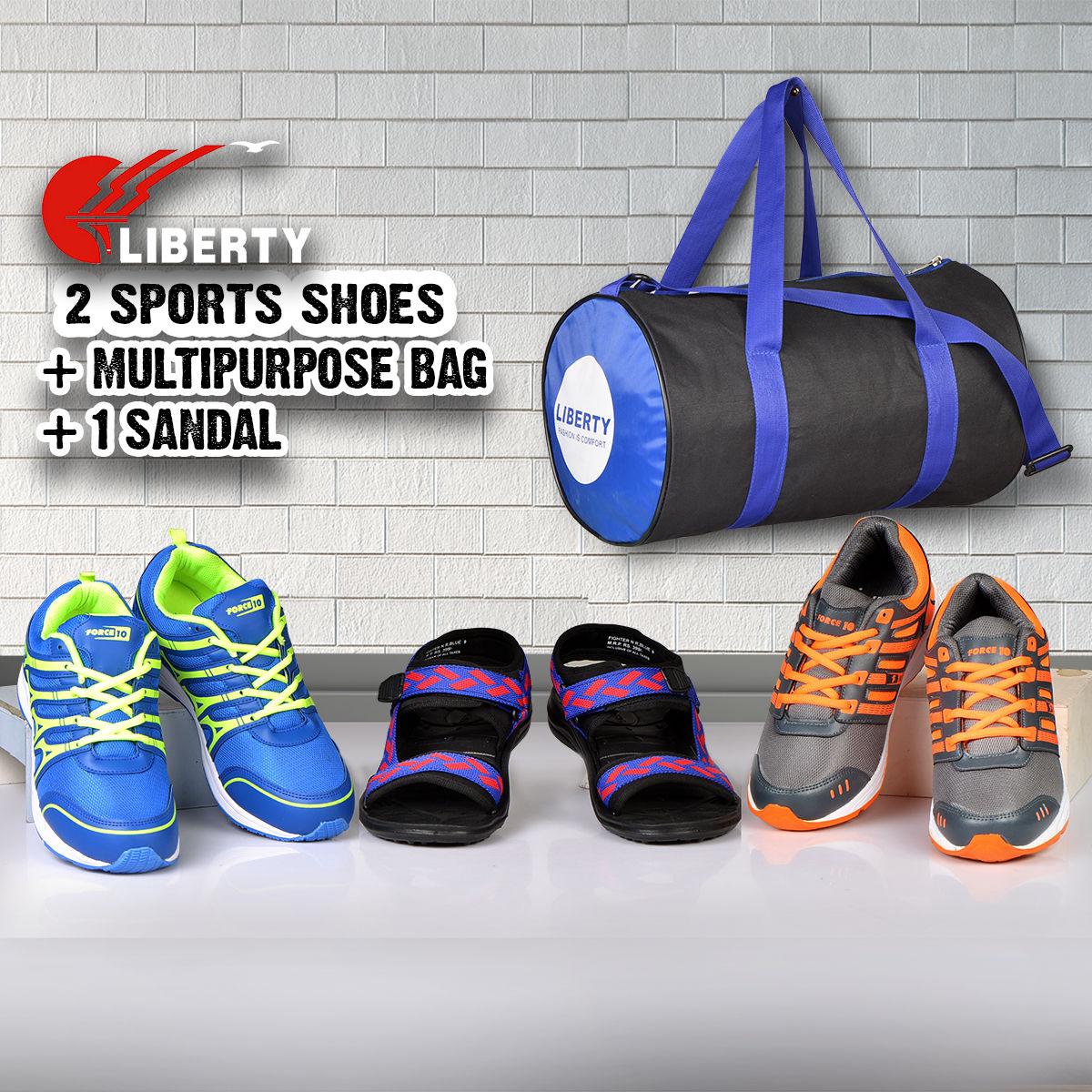 Buy liberty sports shoes multipurpose bag sandal