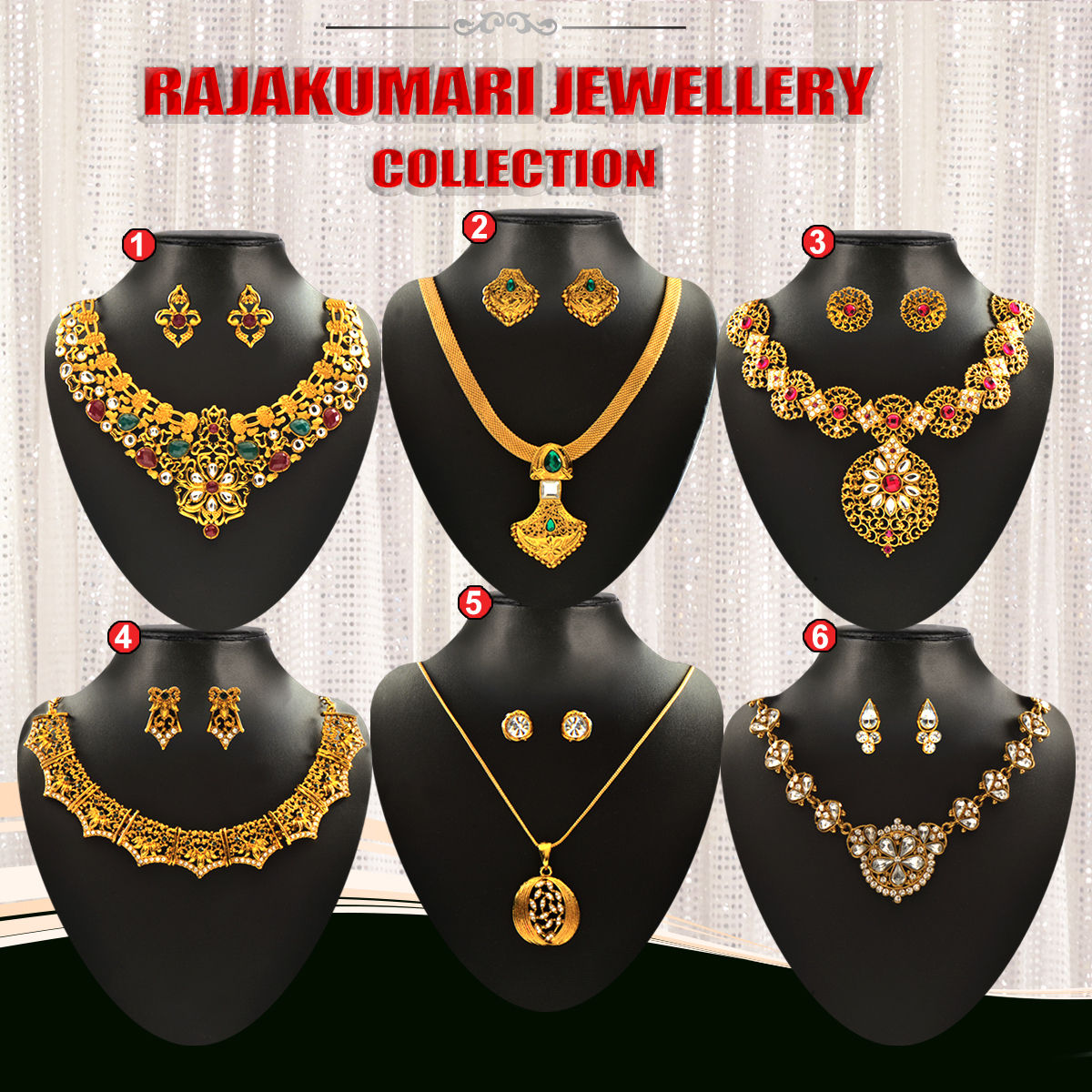 24710136d Buy Rajakumari Jewellery Collection Online at Best Price in India on  Naaptol.com