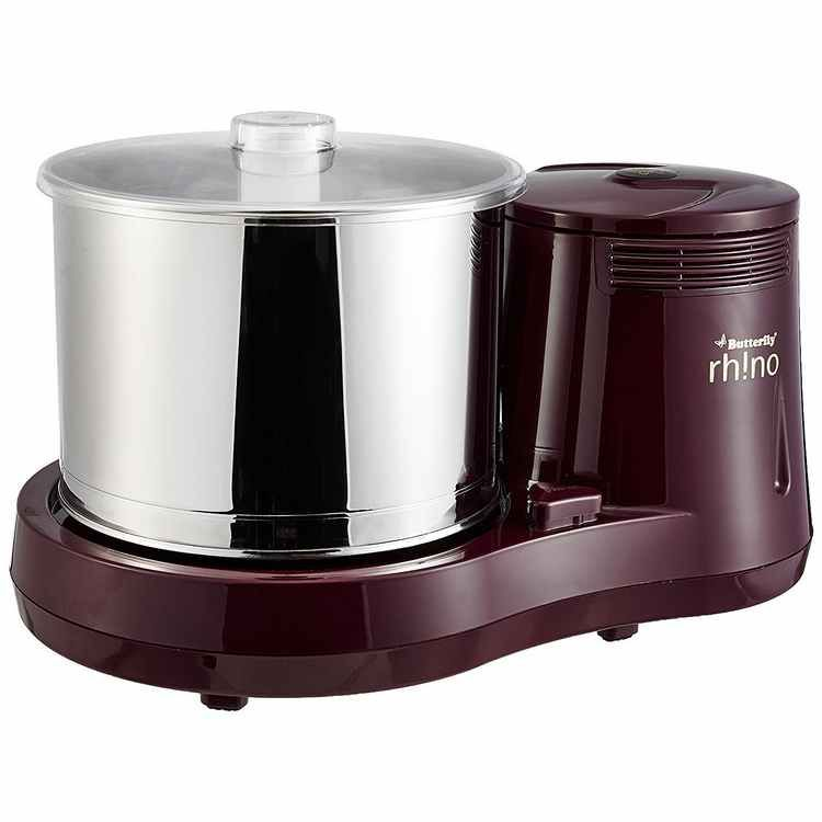 Buy Butterfly Rhino 2 Litre Table Top Wet Grinder Cherry