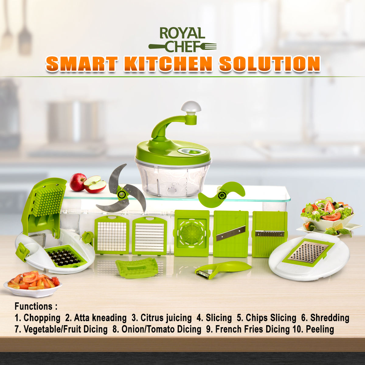Buy Smart Kitchen Solution Online At Best Price In India On Naaptol Com