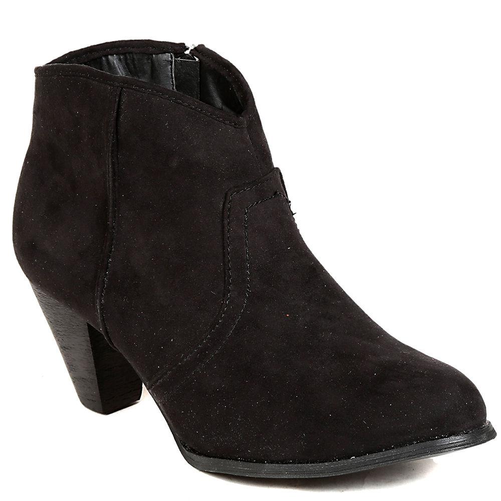 Kupite črne čevlje brez usnja za ženske -Tb1 Online v najboljšem primeru-9750