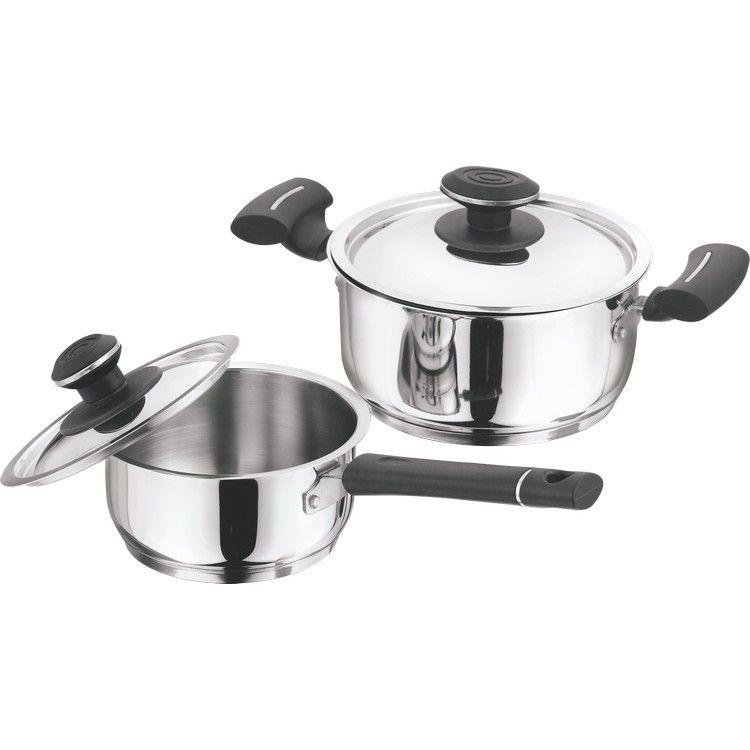 Buy vinod cookware 2 pc tivoli set online at best price in india on - Tivoli kitchenware ...