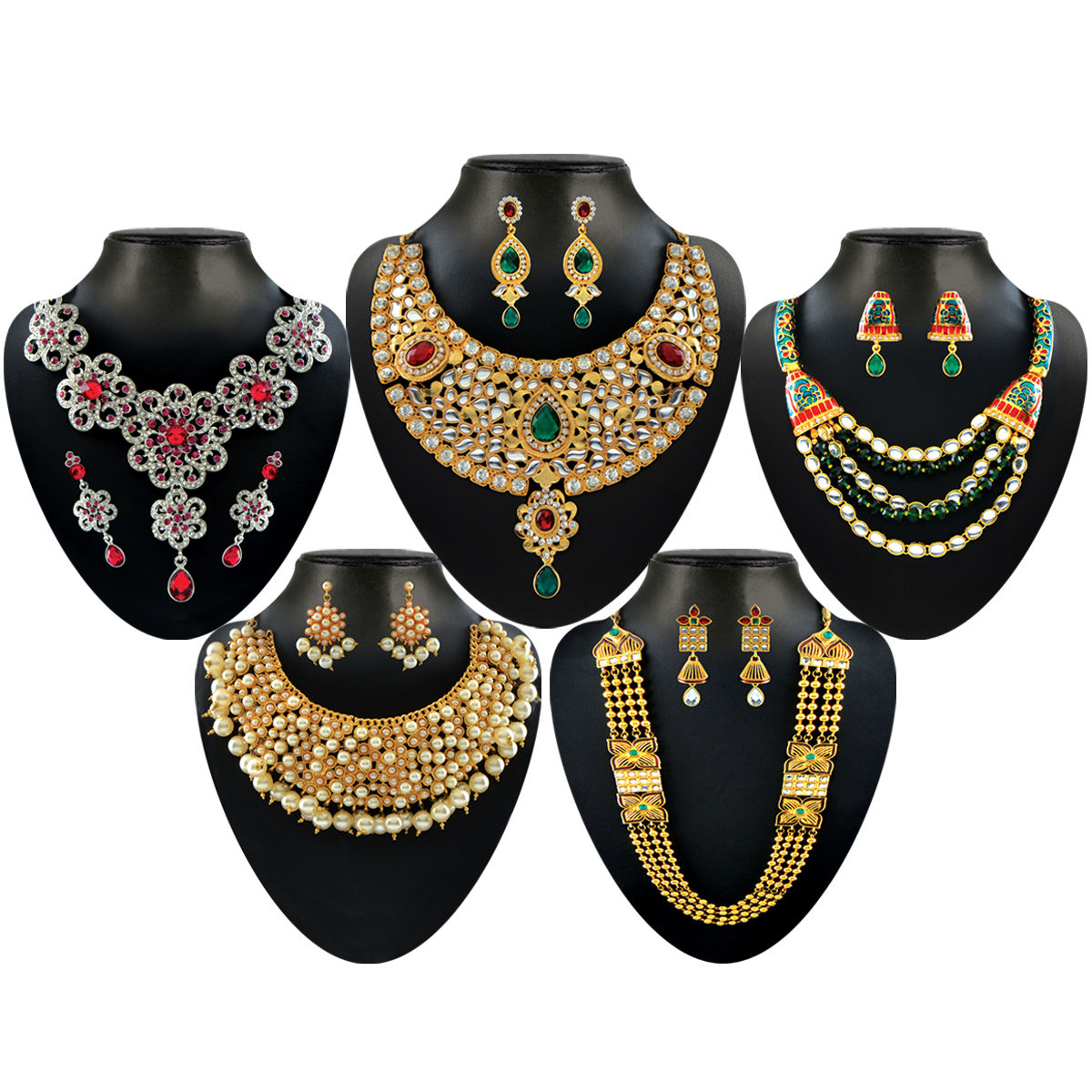 Buy Parampara - The Heritage Jewellery Collection Online at Best ...