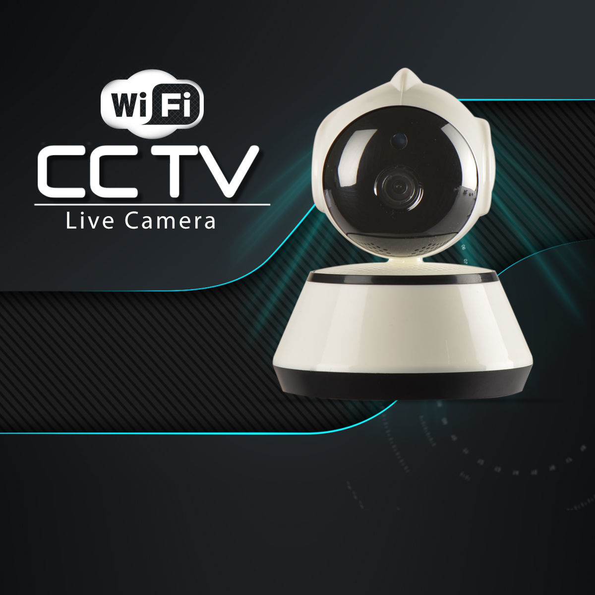 Buy Wi-Fi CCTV Live Camera Online at Best Price in India on Naaptol.com 0acd17fc84