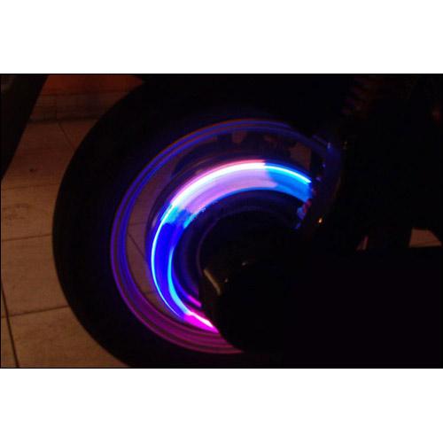 Buy Branded Flashing Flash Wheel Lights For Bikes Blue