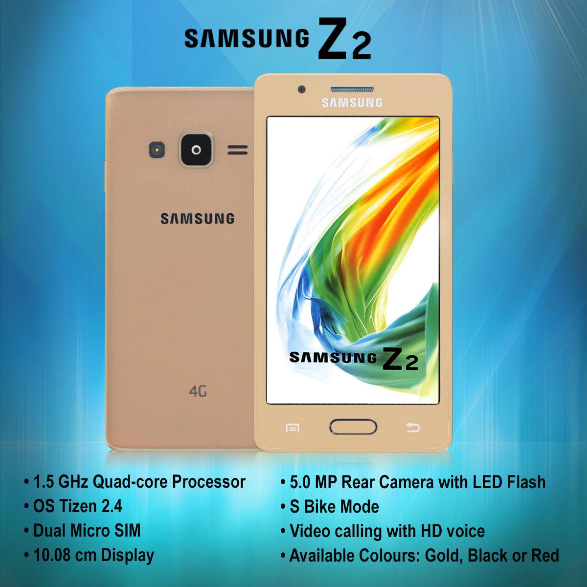 Buy Samsung Z2 Online At Best Price In India On Naaptol