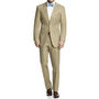 Raymond Cream Premium Suit (Coat + Trouser) Length