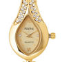 Adine AD-101 Wrist Watch - Gold