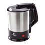 Bajaj TMX3 1.5L Tea Maker - Silver and Black Color