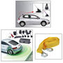 Combo of Car Reverse Parking Sensors + Tow Cable + LED Antenna