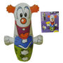 Hit-Me Clown Face Bop Bag for Kids