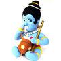 Delhi Haat Soft Toy - Lord Krishna