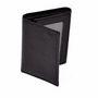 Porcupine Pure Leather wallet - Black_GRJWALLET2-2