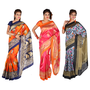 Pick Any One Kanjeevaram Inspired Silk Saree by Pakhi (TAS2)
