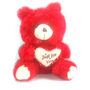 Teddy Bear 3 Feet - Red