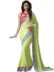 Nanda Silk Mills Fancy Traditional Saree_Vr-1801