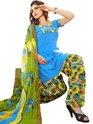 Viva N Diva Printed Unstiched Dress Material_11067-Stella