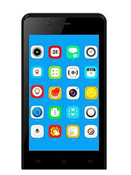 Karbonn Alfa A93 Pop Android Lollipop Dual SIM Smart Phone - Black