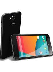 Intex Aqua Sense Android 4.4.2 OS - Black