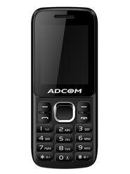 Adcom C1- CDMA phone _Black & Red