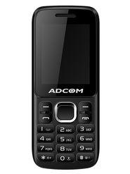 Adcom C1- CDMA phone _Black & Blue