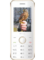 Intex Turbo S5 Dual Sim - Champagne & White