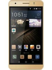 Intex Aqua Dream 2 Android (KitKat) 3G Smartphone - Champagne
