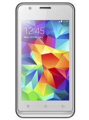 Trio T41 Selfie II Android KitKat 3G Smartphone - White