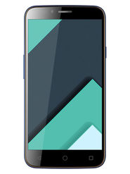 Karbonn Quattro (4G) L50-HD Android (Lollipop) Dual Sim Smartphone - Coffee