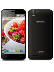 Karbonn Titanium S200 Hd Android (Lollipop) Dual Sim 3G Calling Smartphone - Black & Silver