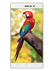 Karbonn Titanium S205 2GB Android (Lollipop) Dual Sim 3G Calling Smartphone - White & Gold