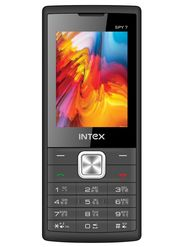 Intex Spy 7 (Grey-Black)