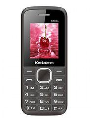 Karbonn K106S Dual Sim (Black)