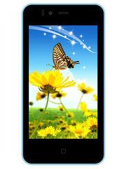 Trio T40s KitKat Smartphone ( Blue & Black )