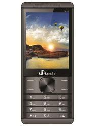 Mtech G10 Dual Sim Feature Phone - Grey