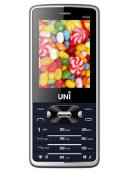 UNI N602 Dual SIM Mobile Phone - Blue