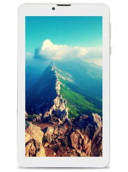 BaSlate 7-38 (RAM : 512 MB  ROM : 8GB)  with Wi-Fi + 3G Calling Tab(White)