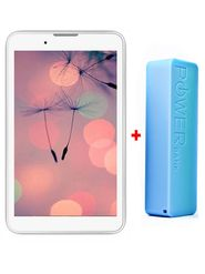 Comb of I Kall IK1 3G Calling Tablet (RAM : 1GB ROM : 4GB) With 2600 mAh Powerbank