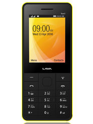 LAVA KKT STAR 2(Black Yellow)
