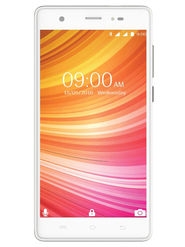 Lava P7+(White Gold)